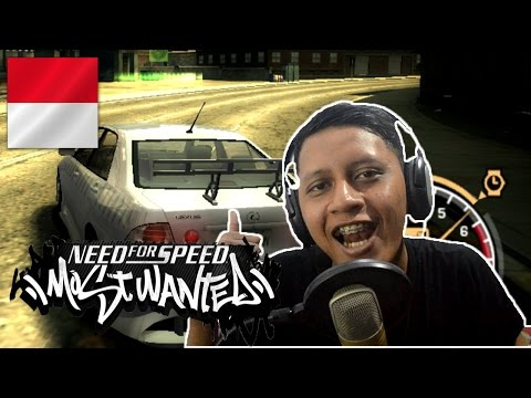 MODIF MOBIL ! - Need for Speed Most Wanted #2