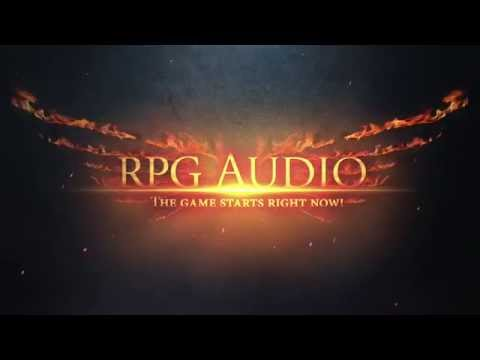 RPG Audio - music for board D&D games, book reading, for creating a lively atmosphere