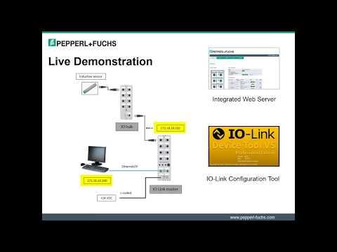 I/O Hubs with IO-Link Interface