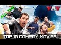 TOP 10 BEST COMEDY MOVIES (2004 to 2015)