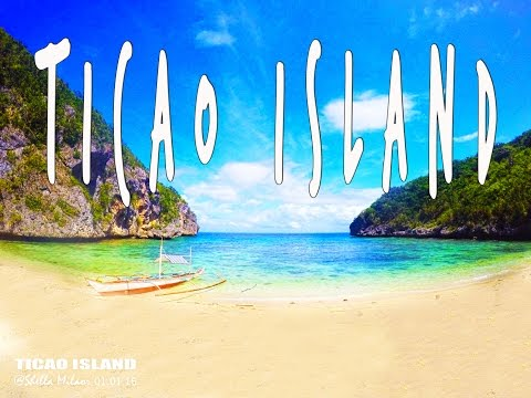 Travel Ticao Island Masbate - unspoiled island in the Philippines