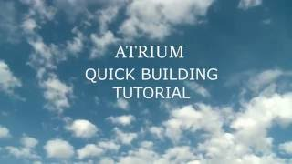 FALLOUT 4 VAULT TEC WORKSHOP (ATRIUM) QUICK BUILDING GUIDE