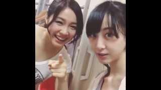 松井玲奈INS视频握手会 3.