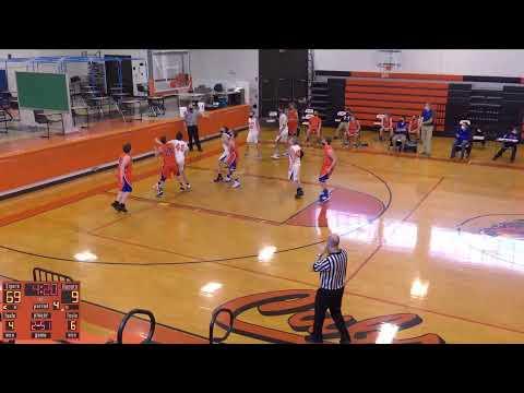 Richland County vs. Jasper County Middle School Mens' Basketball