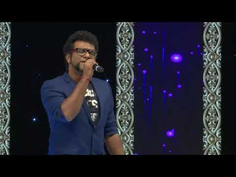 Lailakame - haricharan live performance in awards night