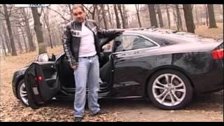 Audi S5 - Ауди С5 видео тест драйв