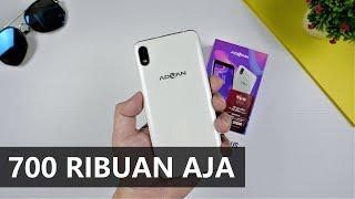 Murah sih - Unboxing Advan S6 Plus Indonesia.