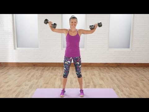 7 Arm-Toning Moves You Must Do Before You Wear a Tank Top   Class FitSugar
