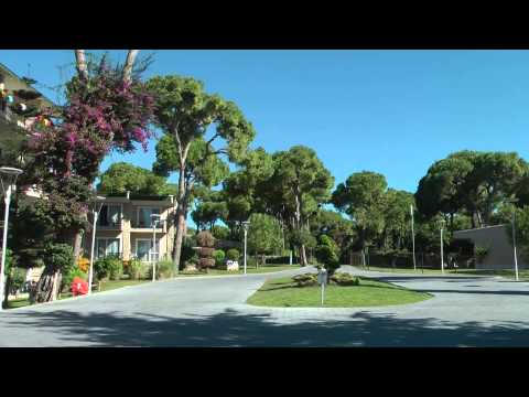 Maritim Pine Beach Resort (сентябрь 2013) - Перелёт + территория (часть 1)