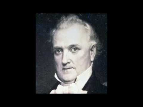 1856 Presidential Election - James Buchanan Elected 15th US President