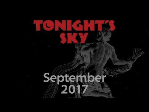 Tonight's Sky: September 2017