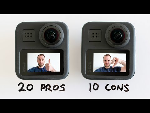gopro-max:-20-pros,-10-cons