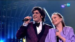 """Иван като Стефан Данаилов - """"Comon sava""""   Като две капки вода"""