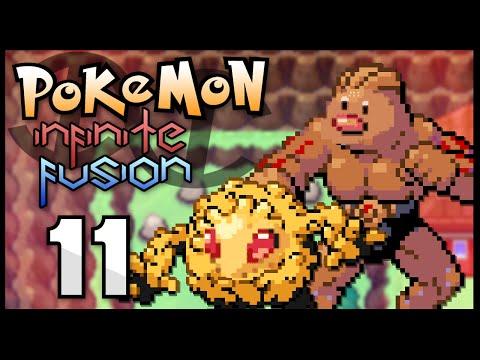 Pokémon Infinite Fusion - Episode 11 | Return of the Fusion!