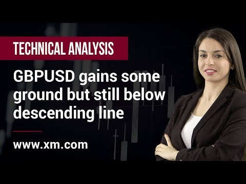 Technical Analysis: 30/04/2019 - GBPUSD gains some ground but still below descending line