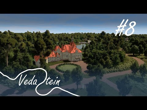 [Cities Skylines] Vedastein #8 - Beneschau Castle