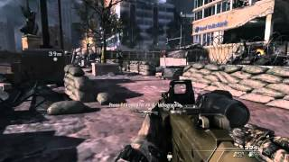 Call of Duty Modern Warfare 3 Mission 14 Scorched Earth