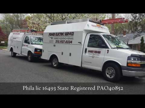 Licensed Electricians Philadelphia - Barry Fisher Electric