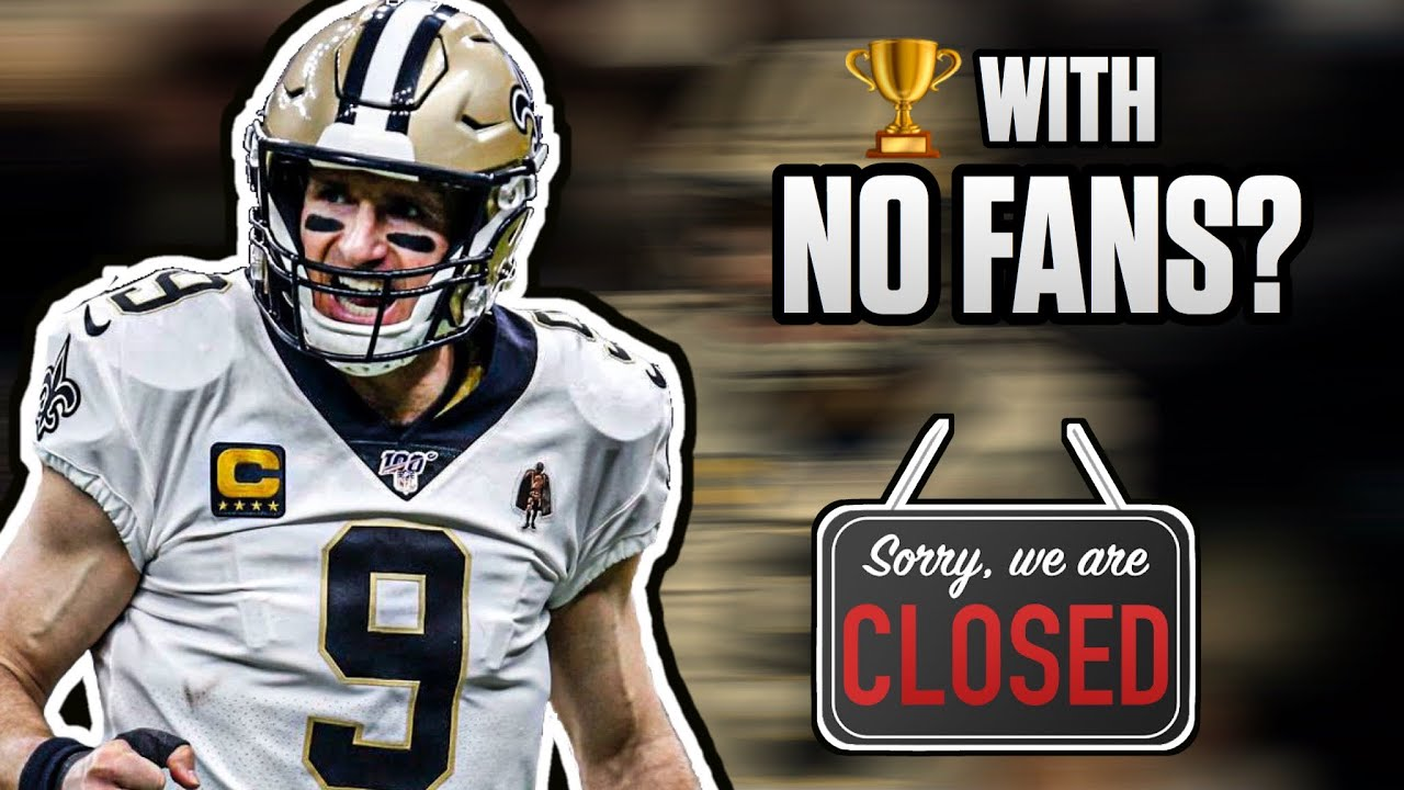Can the New Orleans Saints WIN Without Fans in 2020? | New Orleans Saints News