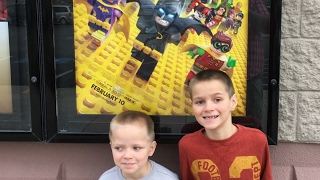 Autism and Lego Batman Movie? Yes!