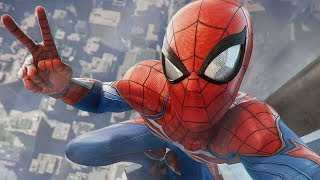 I Am Become Spooder-Man - Marvel's Spider-Man Gameplay E2 [PS4 Pro]