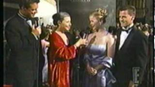 Mimi Torchin Interviews Alison Sweeney at E! 1999 Daytime Emmy Pre Show