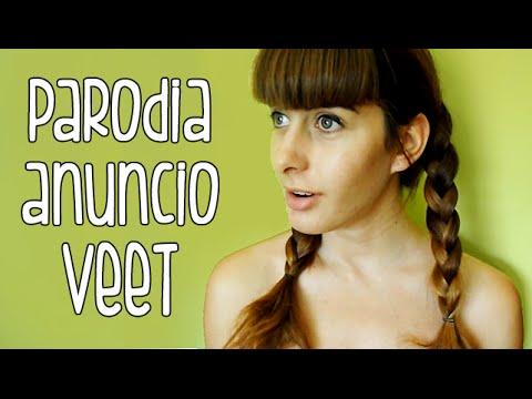PARODIA ANUNCIO VEET