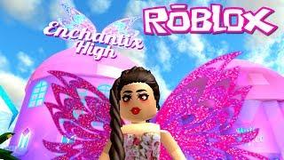 I'm A Teacher! Roblox: Fairies & Mermaids Winx High School Beta ~ Love Fairy