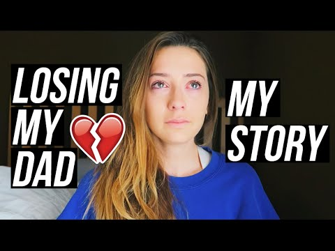 My Story Of Losing My Dad | Caitlin Bea