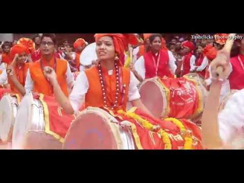 Shiv Garjana Dhol Tasha Pathak Nagpur ( Shiv Rajya Abhshek Sohla 7 June 2017 )