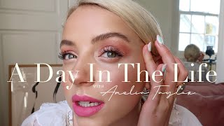 A Day In The Life - Topshop ASOS Riverisland Haul, WFH & Evening Skin Care Routine