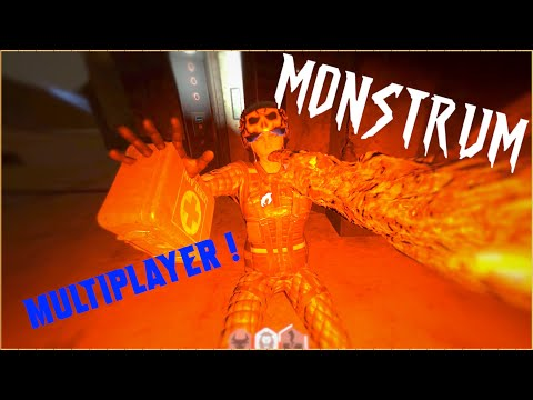 I'm getting CLAPPED as The BRUTE - Monstrum 2 Gameplay |