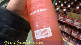 Alcohol Liquor Bulk Costco Wholesale Whiskey Tequila CHEAP Hennessy Sky Vodka Gin Johnny Walker