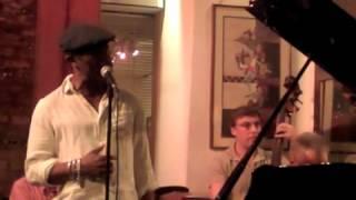 Vondie Curtis Hall - Open Mic