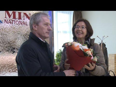 Председатель ПА ОБСЕ Кристин Муттонен прибыла в Минск