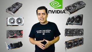 Básico: ¿Qué Tarjetas gráficas de Nvidia hay? - Proto HW & Tec thumbnail