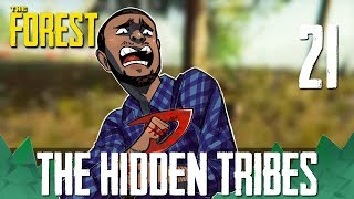 [21] The Hidden Tribes (Let's Play The Forest w/ GaLm and FUBAR)