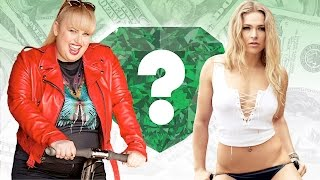 WHO'S RICHER? - Rebel Wilson or Ronda Rousey? - Net Worth Revealed!