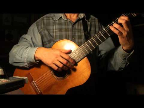 Memories of Love, Classical Guitar Romance by Andrei Krylov