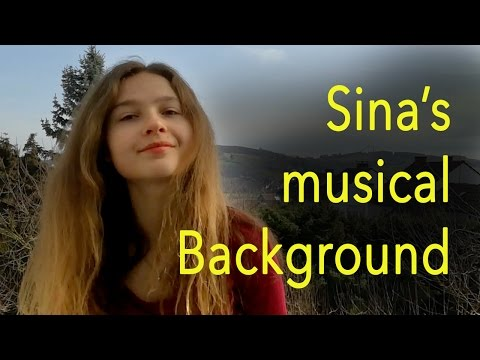 Sina's musical background