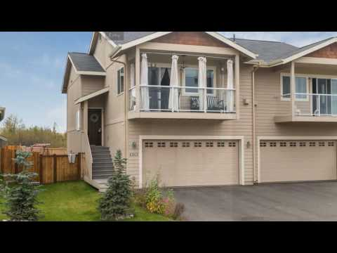 Nearly new 5 star energy rated home for sale in East Anchorage