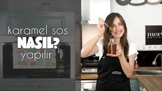 NASIL?: Karamel Sos nasıl yapılır | Merlin Mutfakta Mutfak İpuçları