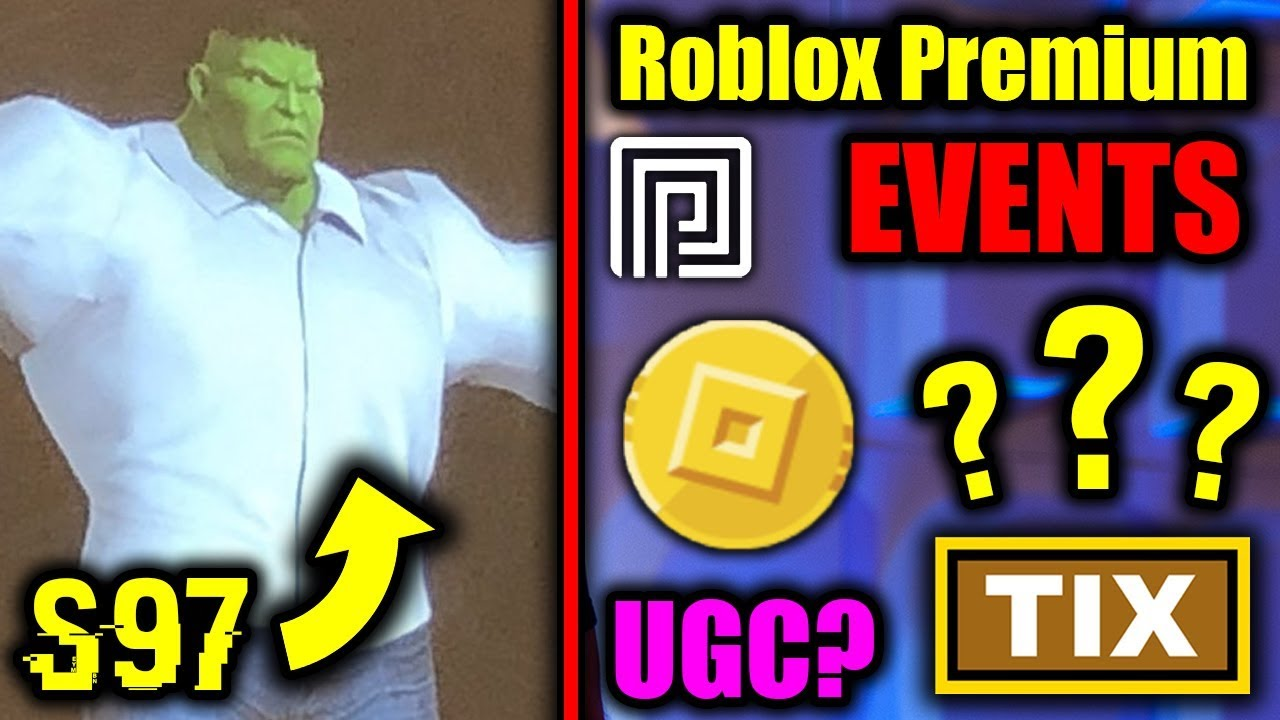 Huge New Roblox Update Tix Coming Back New Avatars Roblox