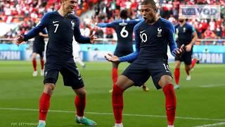 Mundial 2018 – Francja vs Argentyna