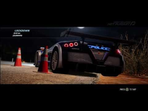 """Need For Speed: Hot Pursuit - """"Moon Shot"""" Achievement/Trophy"""