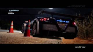 "Need For Speed: Hot Pursuit - ""Moon Shot"" Achievement/Trophy"