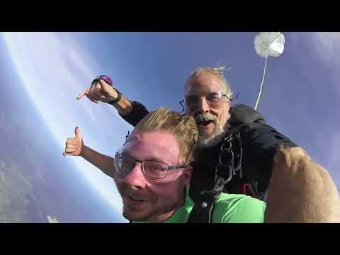 Tandem Skydive | Nathan from Huntsville, AL