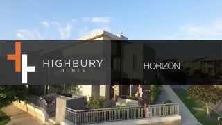 The Horizon | Display Homes Perth | Highbury Homes