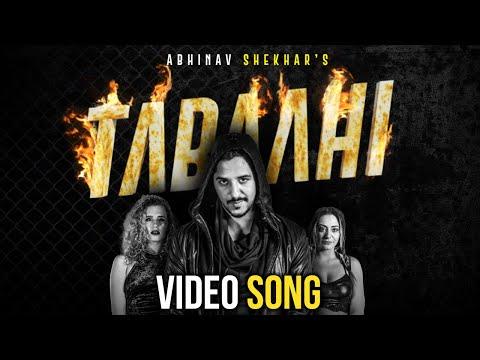 Tabaahi | Official Video Song | Abhinav Shekhar | New Song 2020 | BLive Music