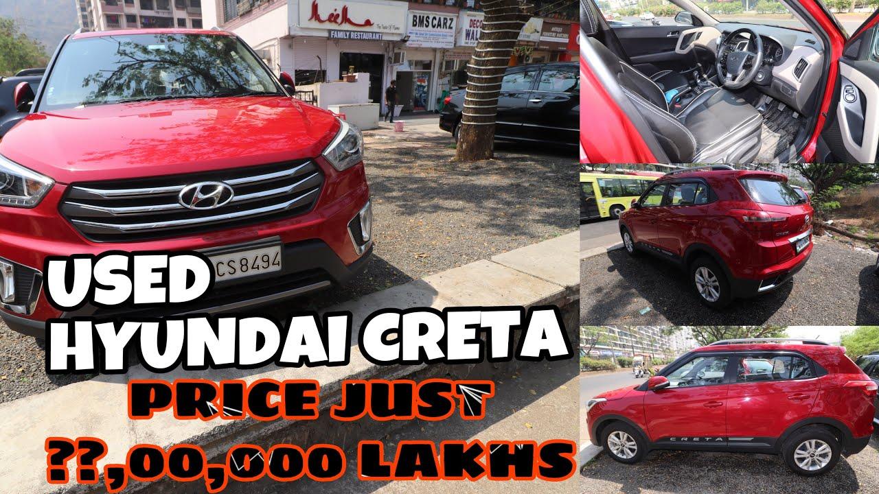 Used Hyundai Creta 2018 Model In Best Price Hyundai India Used